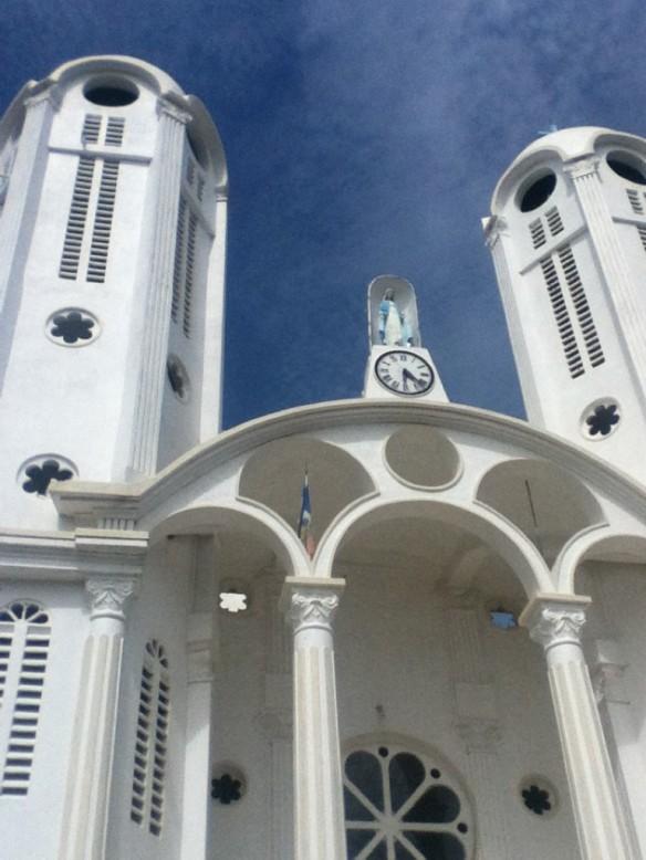 The local Catholic church.