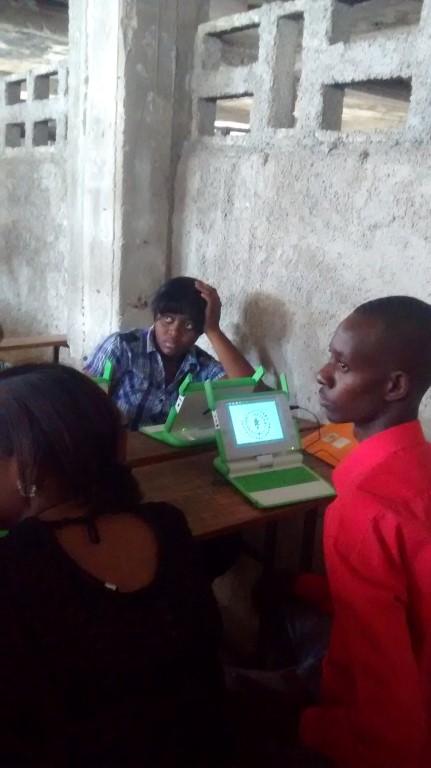 "Laptop ""seminar"" participants"